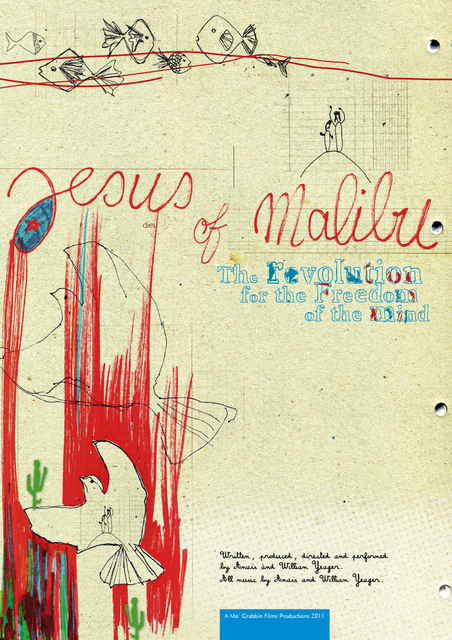 jesus of malibu margaux lopis